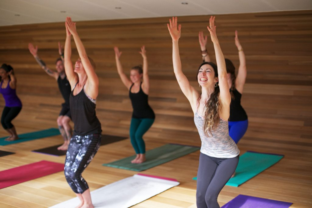 Yoga Classes Surrey