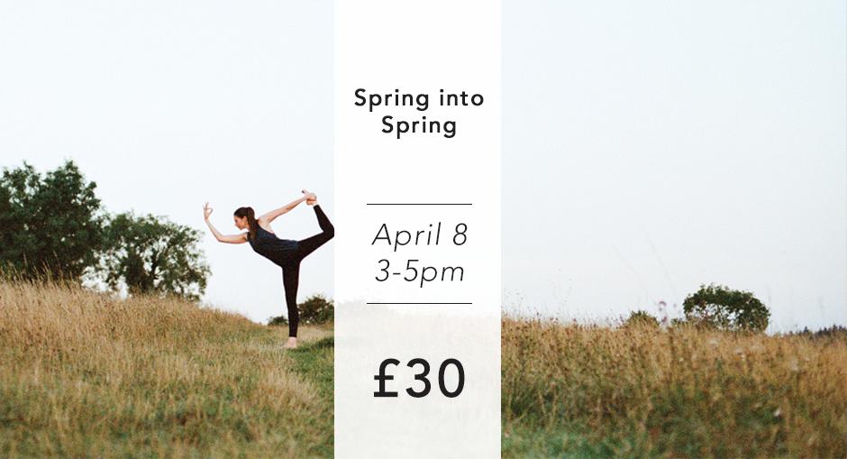 Spring-into-spring - Event